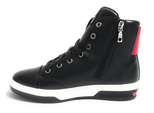 nero Moschino donna Moschino sneakers donna nero sneakers fxpq1TYq