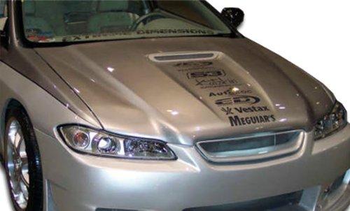 Honda Accord 4dr Fiberglass - 8
