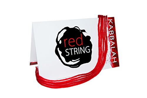 5 pcs – The Original Kabbalah Red String Bracelet – Evil Eye Protection For you and Your Children From Israel with Ben Porat Prayer. (Cord How Braid To)