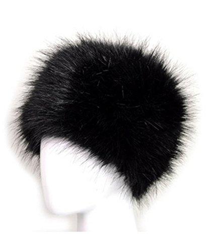 Women/ladies Winter Hat Faux Fur Cossak Russian Style Hat