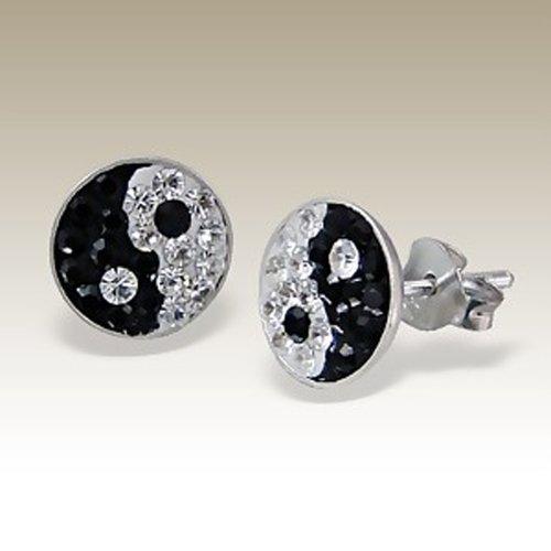 yin yang crystal - 9
