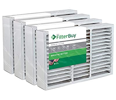 Furnace Filters/Air Filters - AFB Silver MERV 8 (4 Pack)