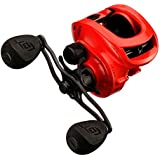 13 FISHING Concept Z Red Baitcasting Reel
