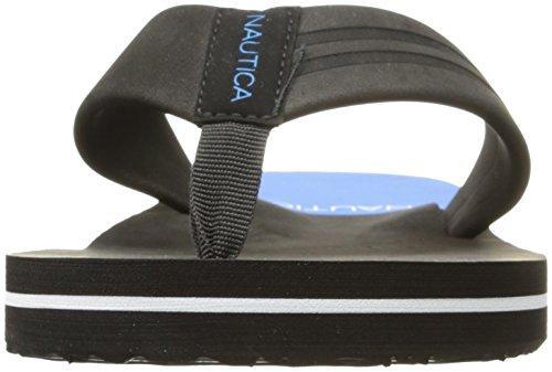 Nautica Mens Torstein Flip-flop Svart