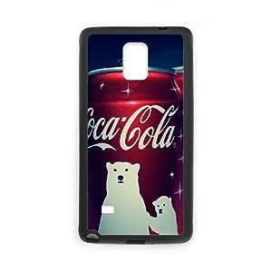 Samsung Galaxy Note 4 Black Phone Case Coca Cola Rational Cost-effective Surprise Gift Unique WIDR8611004261