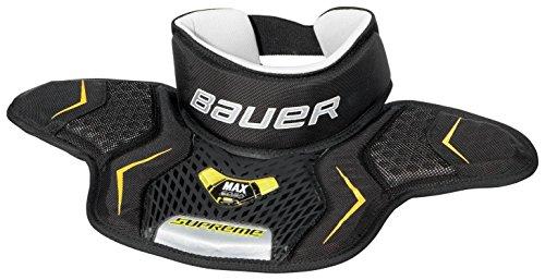 Bauer Supreme Neck Guard Size Senior (Senior Chest Goalie Protector)