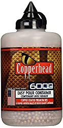 Crosman Copperhead 6000 Copper Coated BBS Cal. 4.5mm in a (2 Bottles)