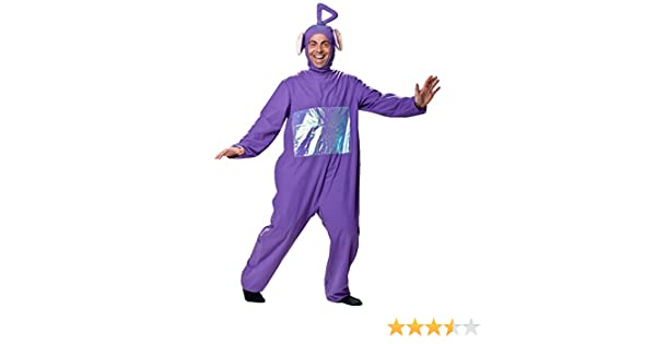 Joker J508 – 002 Teletubbies Tinky Winky adulto disfraz de ...