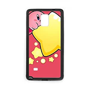 Samsung Galaxy Note 4 Cell Phone Case Black Super Smash Bros Kirby SU4533461