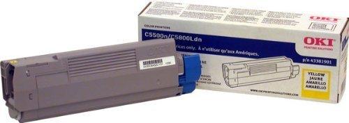 OKI43381901 - 43381901 Toner Type C8
