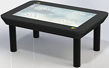 Amazoncom Touch Center Multi Touch Digital Interactive Display - Multitouch coffee table