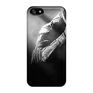 For Iphone Case, High Quality Call Of Duty Black Ops 2 For Iphone 5/5s Cover Cases