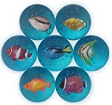 : Fish Bouncy Ball (1 Ball)