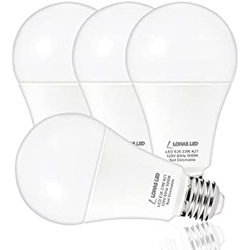 Cimc Llc 200 Watt Equivalent Led Bulbs Ac86 265v 24w Daylight 3000k