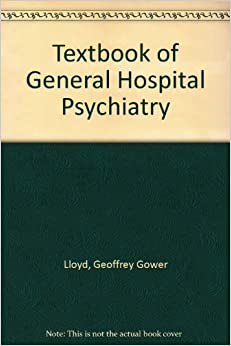 Book Textbook of General Hospital Psychiatry