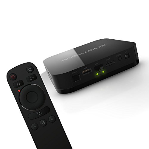 Tv Box Android Ranking Hisense Tv Red Light Wont Turn On Vu 32 Hd Smart Led Tv 32d6475 Make Pictures From Old Projector Slides: SkyStream ONE Streaming Media Player