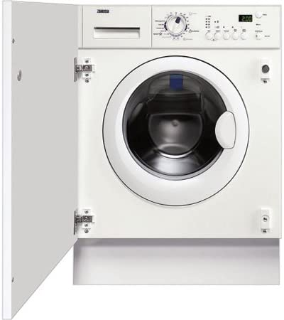 Zanussi ZWT71401WA lavadora - Lavadora-secadora (Frente, Integrado ...