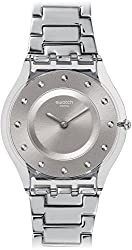 Swatch Spring Breeze Women's Watch - Gray
