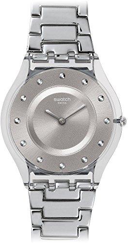 Swatch Spring Breeze Women's Watch - Gray