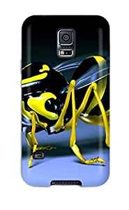 Audrill Snap On Hard Case Cover D Protector For Galaxy S5