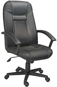 Adec silla de oficina giratoria sillon de despacho estudio escritorio dream con brazos color - Sillas despacho amazon ...
