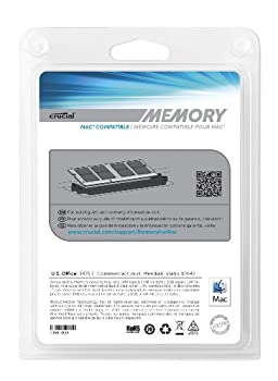 Crucial 4gb Kit (2gbx2) Ddr3ddr3l 1333 Mts (Pc3-10600) Sodimm 204-pin Memory For Mac - Ct2k2g3s1339m 5