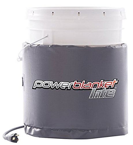 Powerblanket Lite PBL2G 2-Gallon Insulated Pail