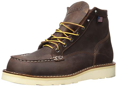 - Danner Men's Bull Run Moc Toe 6