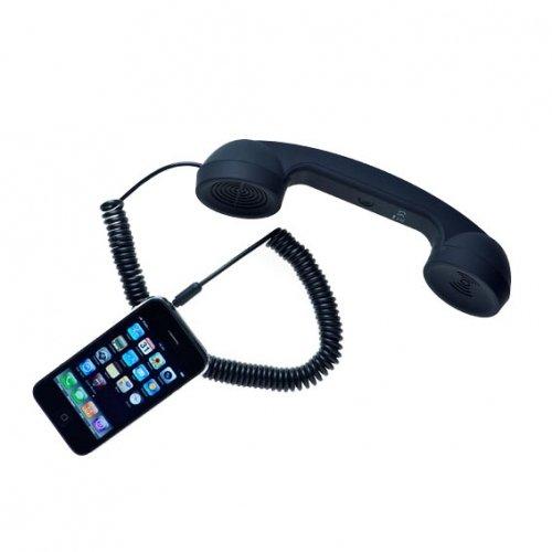 Native Union Pop Phone Retro Handset - MM01H-B-1  - Black