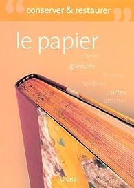 Le papier par Eva Pascual i Miró
