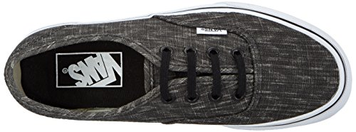 Black Denim Denim White Chevron Authentic Nero Vans True Sneakers U Chevron Unisex gqz4wOp