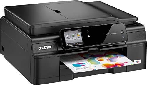 Brother DCPJ752DW - Impresora multifunción de Tinta (A4, WiFi, con ...