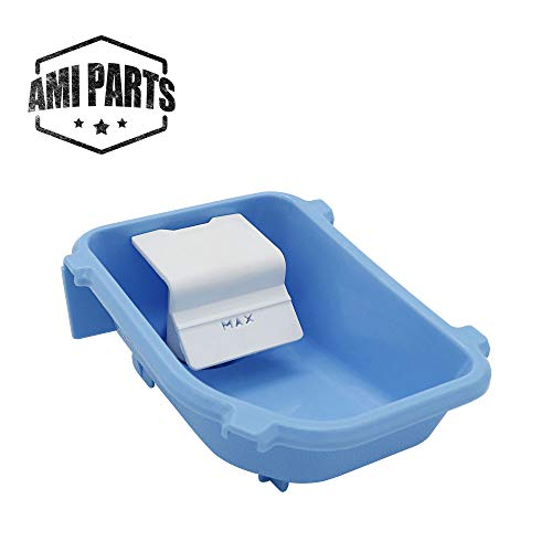 AMI PARTS 3891ER2003A Washer liquid Detergent Dispenser container assembly Replacement for LG, Kenmore Washer