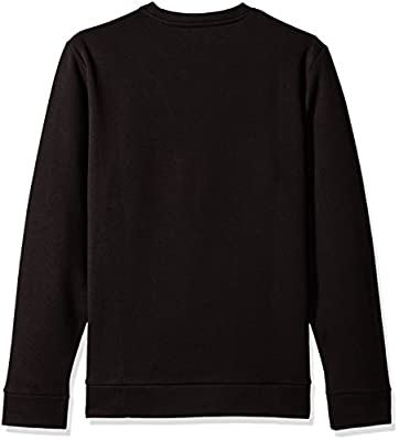 Calvin Klein Men's Long Sleeve Printed Pullover Sweater