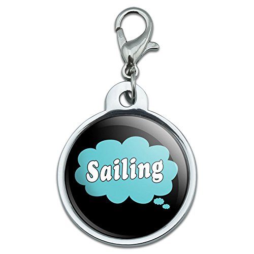 chrome-plated-metal-small-pet-id-dog-cat-tag-dreaming-of-p-w-sailing-blue