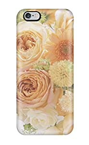 Stevenson Elizabeth's Shop Cheap Quality Case Cover With Cute Yellow Flowers Nice Appearance Compatible With Iphone 6 Plus 1158219K33247758