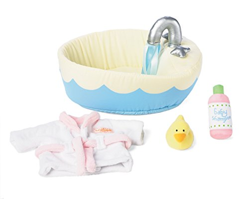 Baby Stella Doll Bath Set