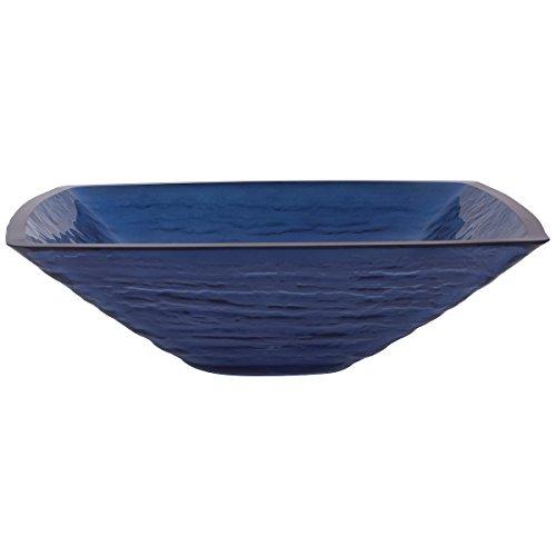 - Novatto FRESCO Glass Vessel Bathroom Sink