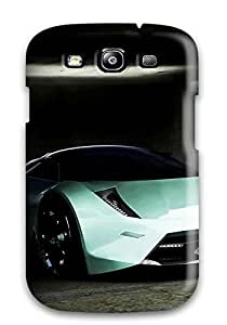 Top Quality Case Cover For Galaxy S3 Case With Nice Lamborghini Vehicles Cars Lamborghini Appearance