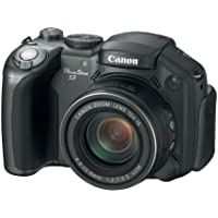 Canon PowerShot Pro Series S3 IS 6MP with 12x Image Stabilized Zoom (Discontinued by Manufacturer)