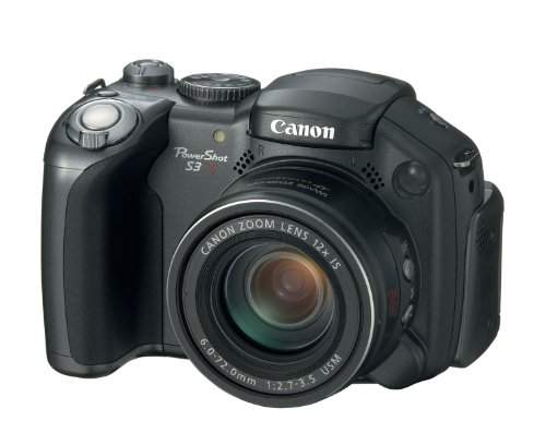 Canon S3 Digital Camera - 3