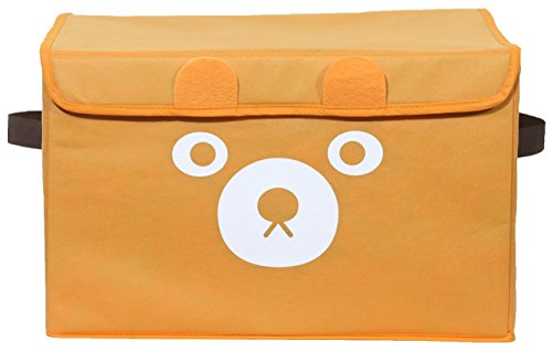 Katabird New Toy Storage Box - Orange from Katabird