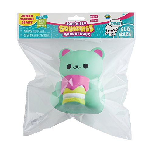 The Orb Factory Jumbo Soft Slo Squishies