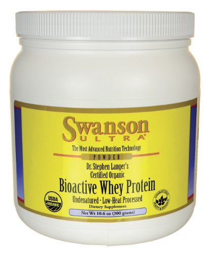 Bioactive whey protein powder