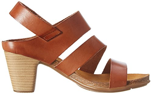 Sandals Open Naike Jonny's Avellana Braun Women's Toe IF7wEpqxw