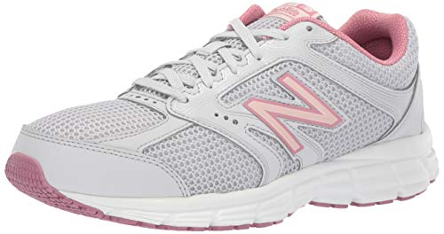 - New Balance Women's 460v2 Cushioning Running Shoe Summer Fog/Oyster Pink/Mineral Rose 8 D US