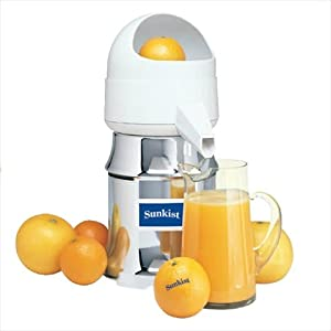 Amazon Com Sunkist J 1 Commercial Citrus Juicer Electric