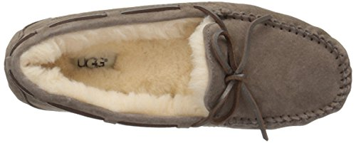 Uggs Vrouwen Dakota Metallic Slipper Leisteen