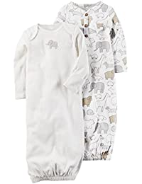 Amazon.com: Newborn Gown - Baby: Clothing, Shoes & Jewelry