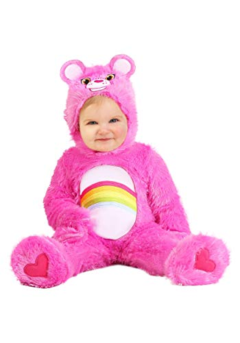 Care Bears Halloween Costume (Care Bears Infant Cheer Bear Costume 9/12 Months)